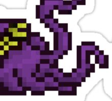 Pixel Ultros, The Main Villain Sticker