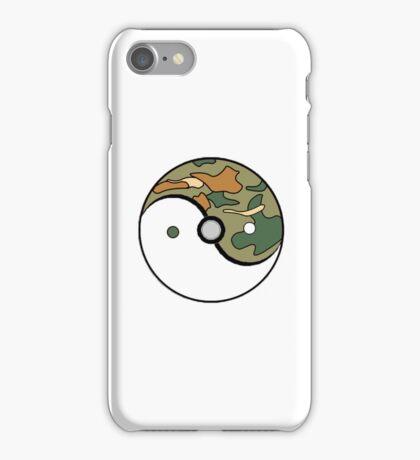 Safari Ball Yin and Yang iPhone Case/Skin