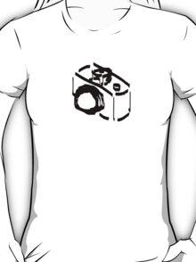 Camera Sketch T-Shirt