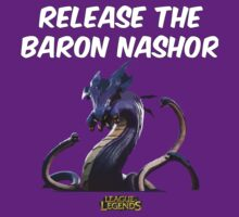 Baron Nashor by keepcalmbuyone