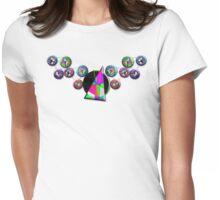 """The De Longchamps Community Necklace""© Womens Fitted T-Shirt"