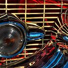 HDR - Grille Details by Doug Greenwald