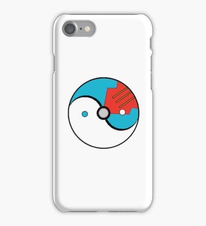 Lure Ball Yin and Yang iPhone Case/Skin