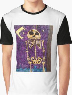 Saturday Night Bone Dance Graphic T-Shirt