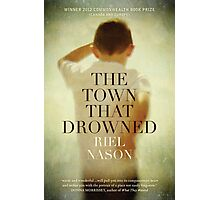Book Cover - The Town That Drowned Photographic Print