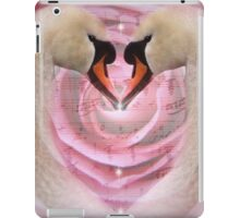 Swan Love Song iPad Case iPad Case/Skin