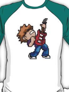 Pixel Guitarist T-Shirt