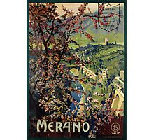 Poster of Merano Photographic Print
