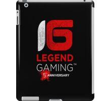 LG 5yr anniversary iPad Case/Skin
