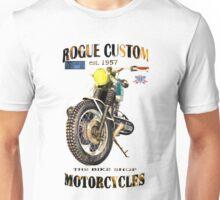 Rogue Custom Motorcycles BMW Scrambler Unisex T-Shirt