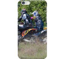 Dirt bikes iPhone Case/Skin