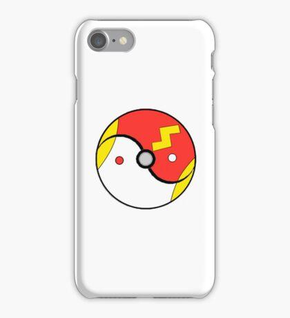 Fast Ball Yin and Yang iPhone Case/Skin
