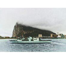 HMCS Toronto Underway by Shawna Mac Photographic Print
