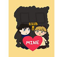 221B Mine Photographic Print