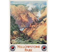 Yellowstone Park, 1934 Photographic Print