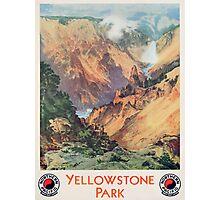 Yellowstone Park, 1934 Photographic Print