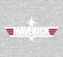 Custom Top Gun Style - Maverick One Piece - Long Sleeve