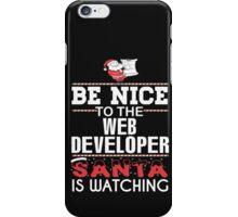 Web Developer iPhone Case/Skin