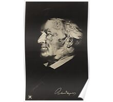 Postcard of Richard Wagner Poster