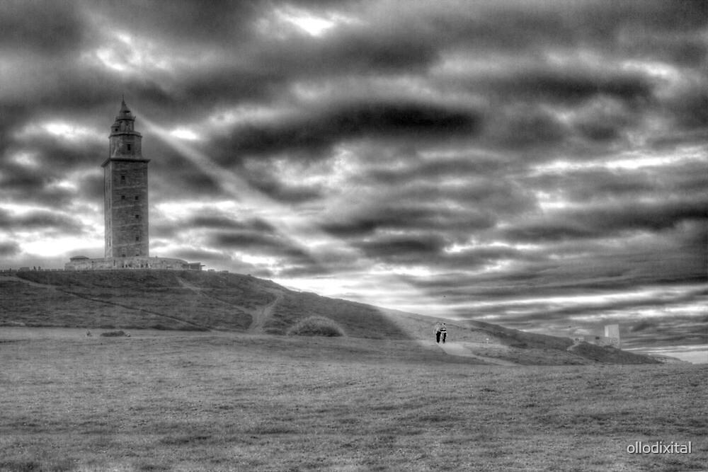 Love Lighthouse by ollodixital