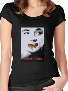 Silence of the Zarbi Women's Fitted Scoop T-Shirt