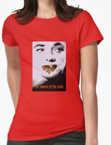 Silence of the Zarbi Womens Fitted T-Shirt
