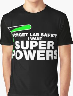 Funny Lab Safety T-shirt Graphic T-Shirt