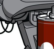 Robo Can Opener Sticker