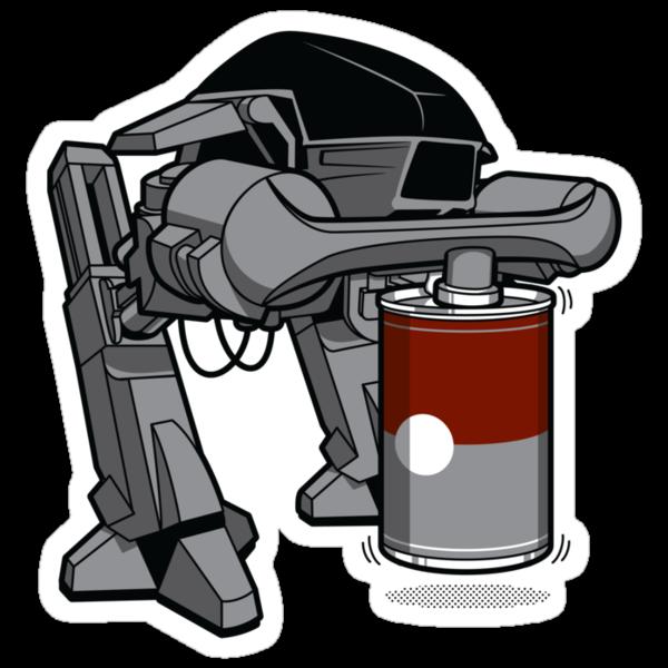Robo Can Opener by Brinkerhoff