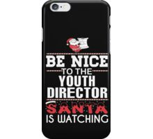 Youth Director iPhone Case/Skin