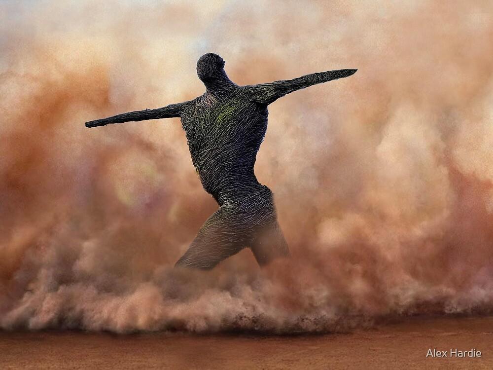 Somerset Wicker Man by Alex Hardie