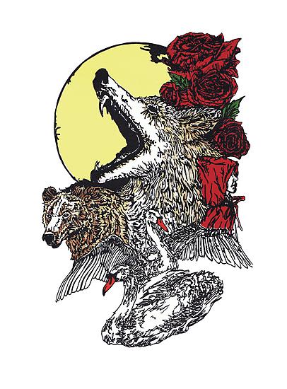 Grimm by kirstenmcnee