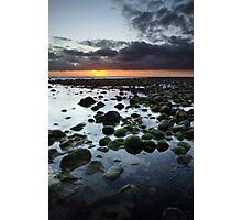 San Onofre Rocks Photographic Print