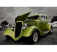 VW Sports Car Photographic Print