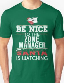 Zone Manager T-Shirt