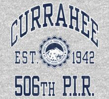 Currahee Athletic Shirt by Gilove2dance