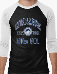Currahee Athletic Shirt Men's Baseball ¾ T-Shirt