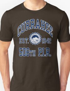 Currahee Athletic Shirt T-Shirt
