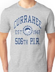 Currahee Athletic Shirt Unisex T-Shirt
