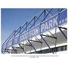 Everton ~ The People's Club by footypix