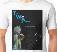 The Wolf Prince Audiobook Black Unisex T-Shirt