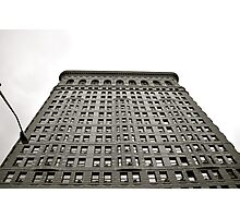 Flat Iron Building - Left Side Photographic Print