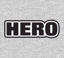 "Father's Day ""Hero"" by HolidayT-Shirts"