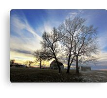 Whispers of the Past Metal Print