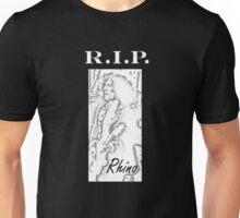 R.I.P Rhino Unisex T-Shirt