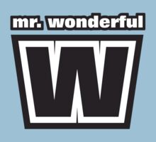 """Father's Day """"Mr. Wonderful"""" by HolidayT-Shirts"""