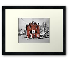 Cider Mill Framed Print