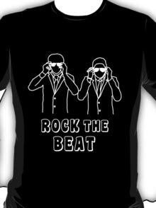 Jacksgap & Sam Pepper -- Rock the Beat!  T-Shirt