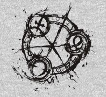 9 (Nine) Ink Source by Sugarpetal