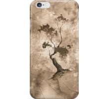 Old Zen Tree iPhone Case/Skin